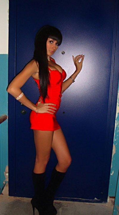 Проститутка Юна